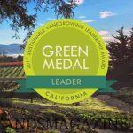 カリフォルニア・グリーン・メダルのリーダーシップ賞